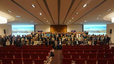 المشاركون في مؤتمر شركاء أكاديمية سيسكو للشبكات 2016 في برلين، ألمانيا. الصورة مقدمة من سيسكو