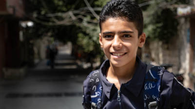 Meet Obaida: An Engineer in the Making, © 2019 UNRWA Photo by Ali Zaraket