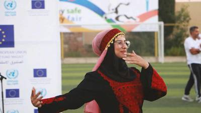 The 11th palestiniadi Games, lebanon © 2019 UNRWA Photo Rabi Akel