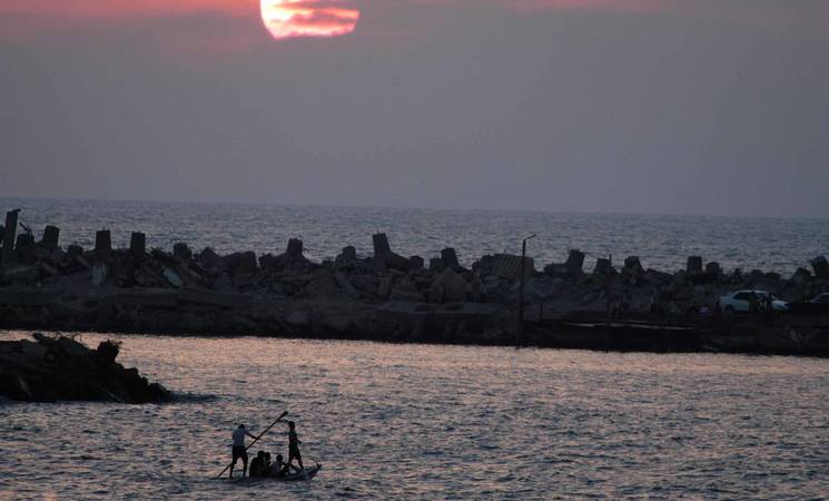 Drowning of Palestinians off the coast of Sicily a 'clear and tragic sign' of untenable situation