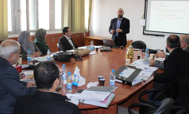 EU supports UNRWA in provision of specialized mental health services