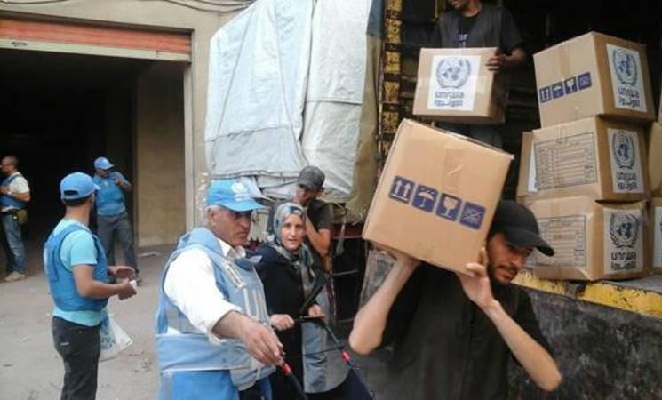 Yarmouk Situation Update 31