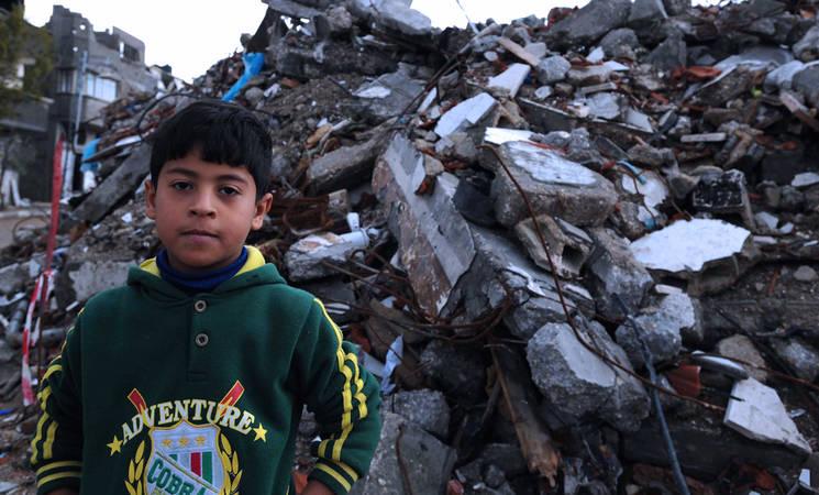 Gaza. © 2015 UNRWA Photo