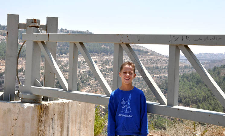 In the West Bank, UNRWA Supports Students and Parents Accessing Education