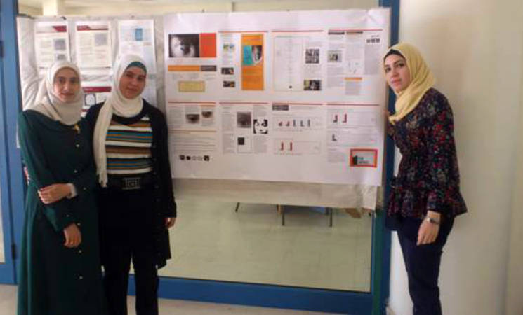 An-Najah University Student Programmers: Innovative, Determined and Committed