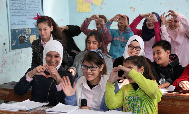 © 2015 UNRWA Photo by Taghrid Mohammad