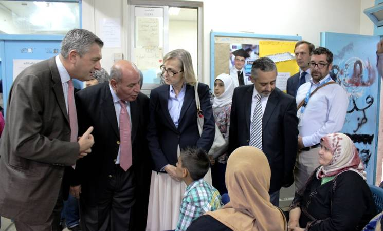 UNRWA Commissioner-General visits Lebanon