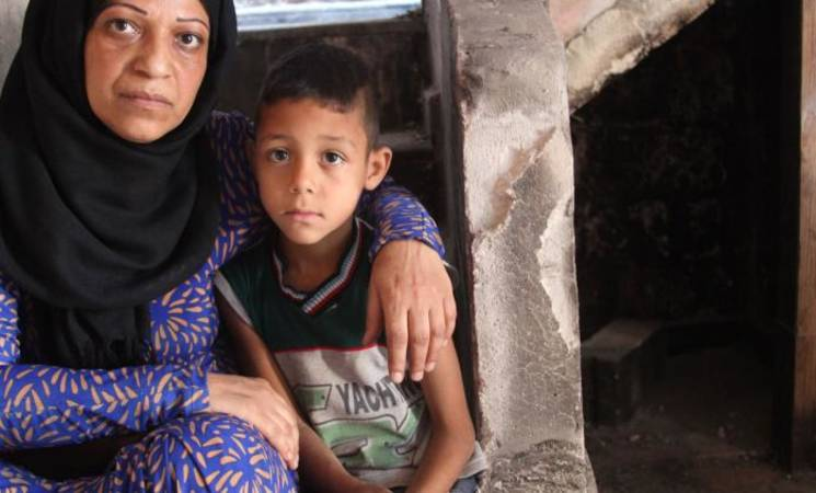 Husseiniyeh, August 2015. © 2015 UNRWA Photo by Taghrid Mohammad