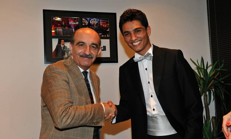 """Arab Idol"" Winner Mohammad Assaf named UNRWA Regional Youth Ambassador for Palestine Refugees"