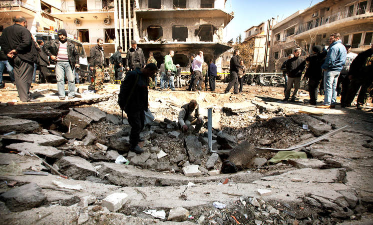 A War on Development: Second Report on Impact of Syria Conflict