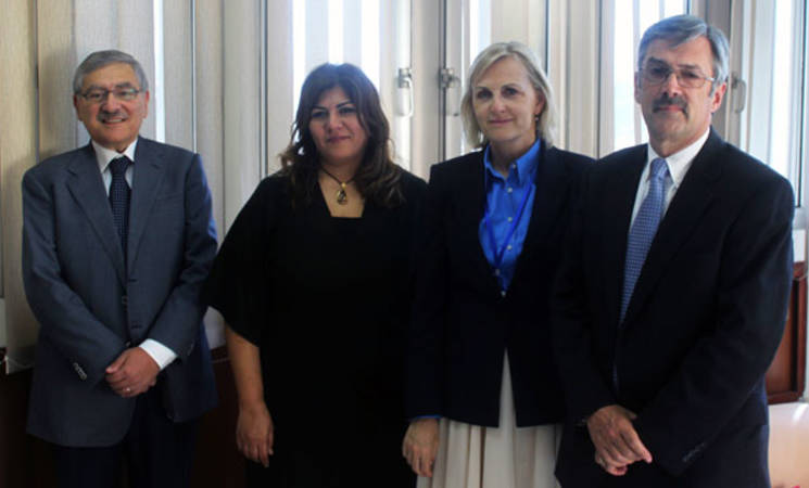 UNRWA and ANERA Expand Cooperation in Lebanon