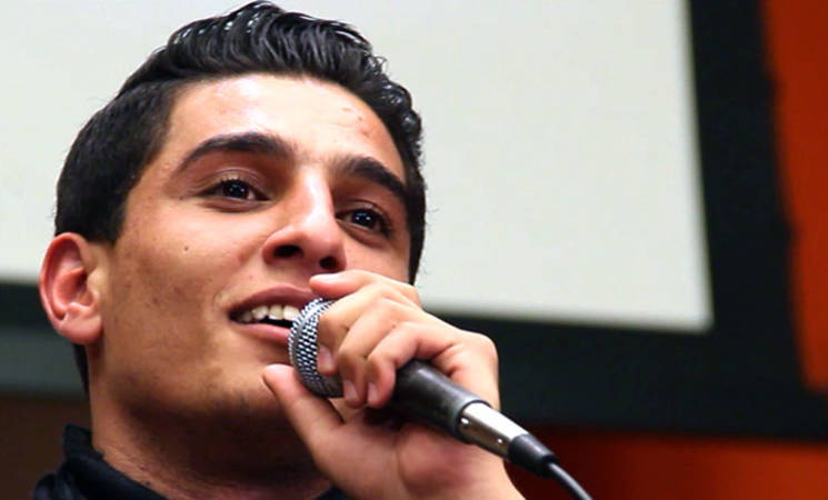 From Mohammed Assaf, a Song for Solidarity