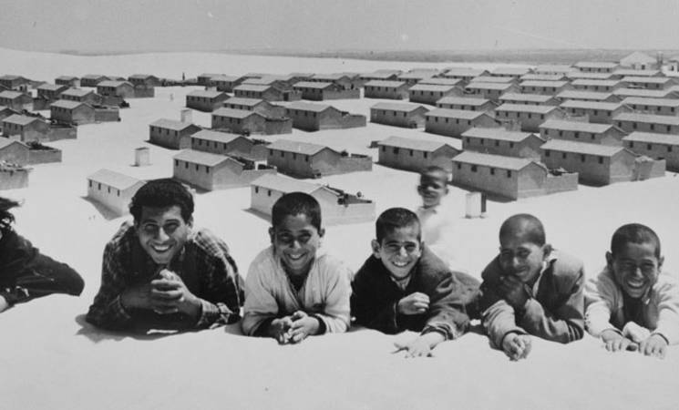 'The Long Journey': Digitizing the Palestine Refugee Experience