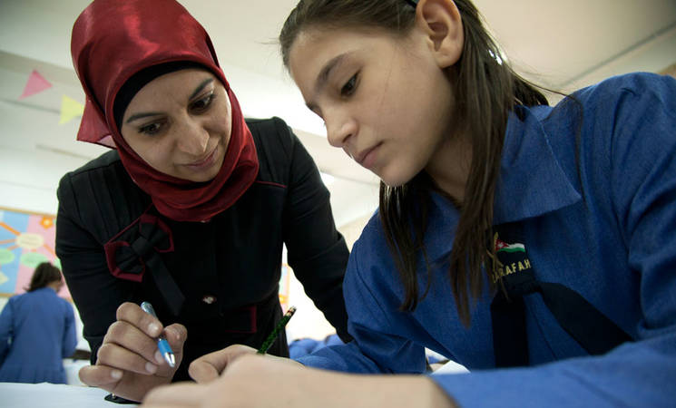 UNRWA Launches Teacher Policy to further Professionalize Its Teaching Force