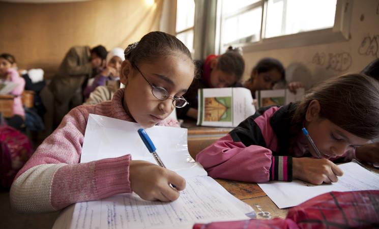 © 2013 UNRWA Photo by Carol Alfarah