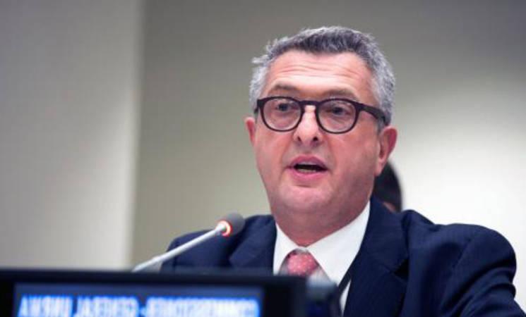 المفوض العام للأونروا يستنكر مقتل 18 شخصا , من ضمنهم خمسة لاجئين فلسطينيين أطفال، جنوبي سورية