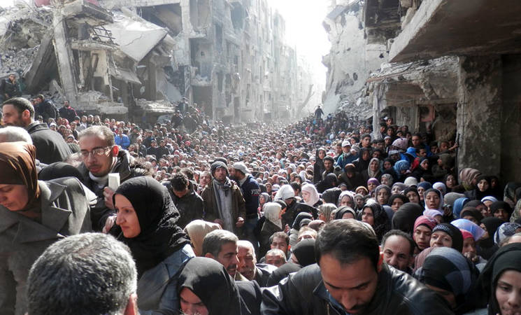 130 humanitarian organisations demand access to civilians in Syria