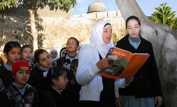 $2.5 million boost for UNRWA schools in East Jerusalem