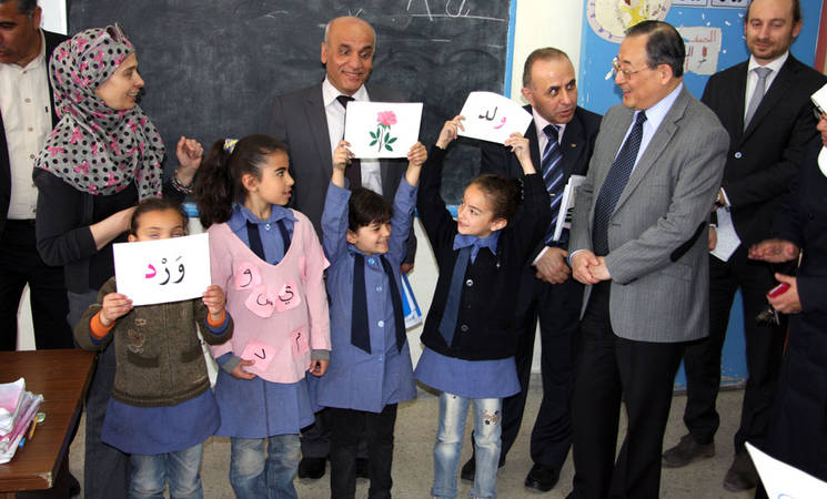UNESCO reaffirms its historic support to the UNRWA Education Programme