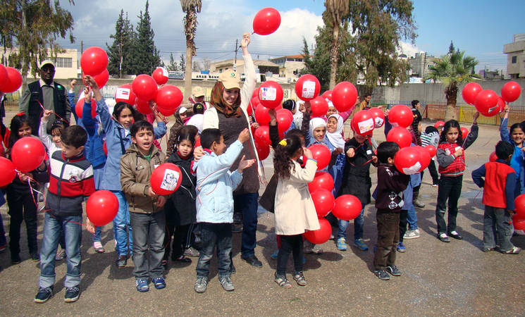 Balloons Over Baqa'a