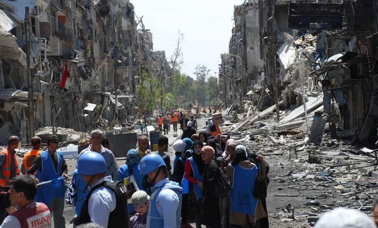 Syria Regional Crisis Response Update 74