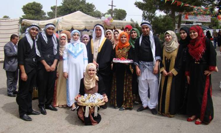 UNRWA Holds Open Day in Amman Training Centre
