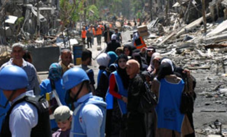 Syria Regional Crisis Response Update 75