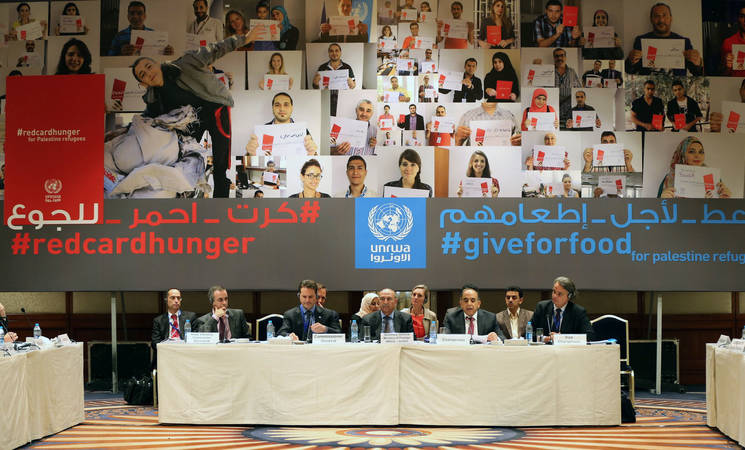 UNRWA Launches Ramadan Appeal for Palestine Refugees in Syria