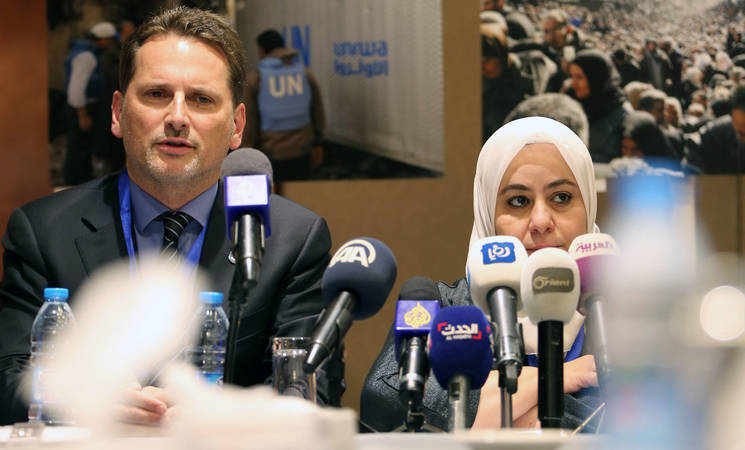 Statement of the Commissioner-General at the Meeting of the UNRWA Advisory Commission