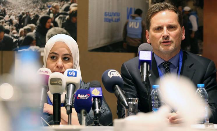 الخطاب الافتتاحي للمفوض العام للأونروا بيير كرينبول في اجتماع اللجنة الاستشارية للأونروا