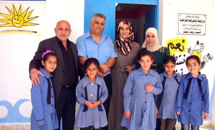Madaba Community Comes Together for Palestine Refugee Children