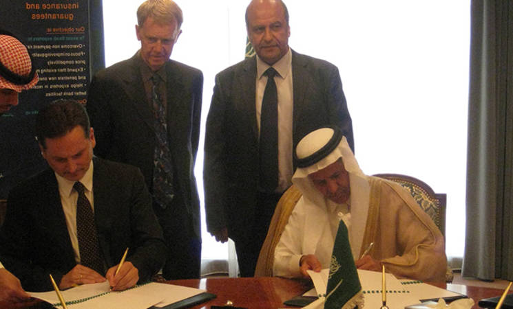 Saudi Arabia Supports Education and Health for Palestine Refugees
