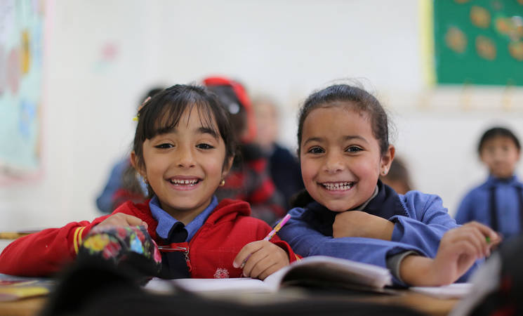 US Reaffirms its Support for UNRWA