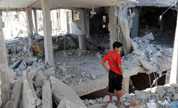 Gaza situation report (issue no 08)