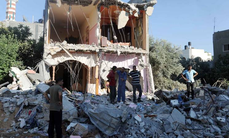 Gaza Situation Report 4