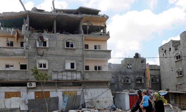 Gaza Situation Report 27