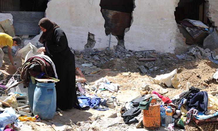Gaza Situation Report 33