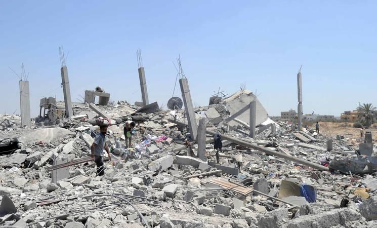 Gaza Situation Report 36