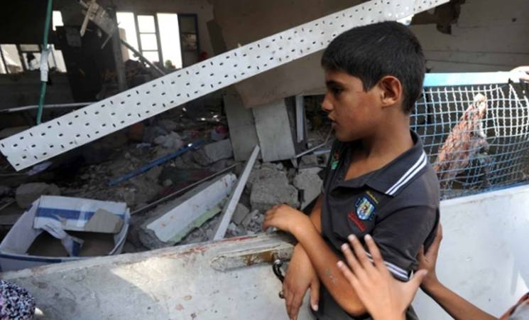 Gaza Crisis: A Closer Look at Israeli Strikes on UNRWA Schools