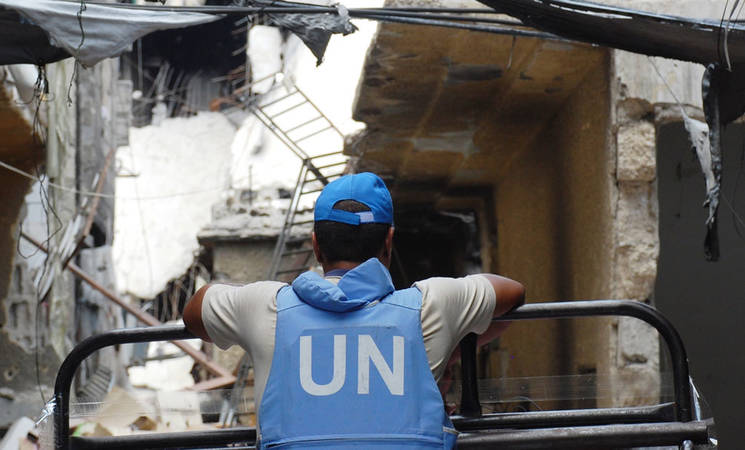 On World Humanitarian Day, UNRWA Honours its Courageous Staff Members in Syria