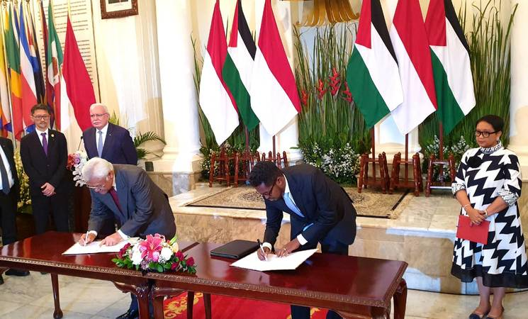 Indonesian Zakat Authority BAZNAS Signs its First Ever Agreement in Support of UNRWA