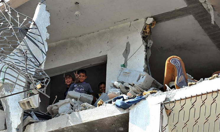 Gaza Situation Report 49