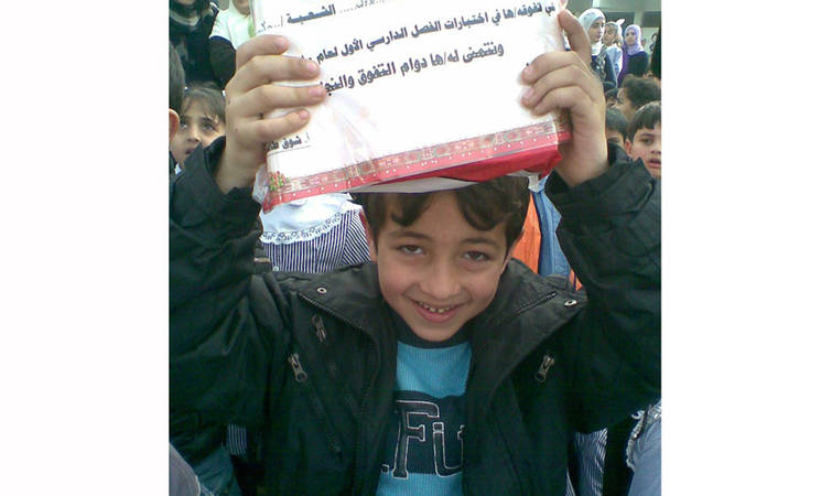 """""""I am just a child, I know nothing about politics."""". Hatem's story"""