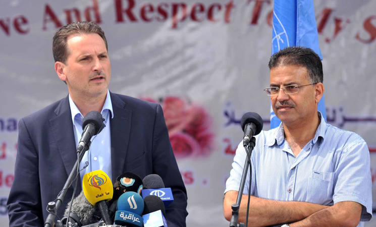 Statement of the Commissioner-General on the opening of the school year in Gaza