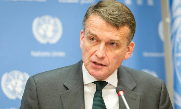 UN Secretary-General Appoints Christian Saunders as the Officer-In-Charge of UNRWA