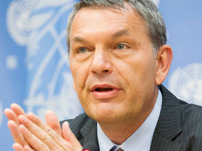 UNRWA Commissioner-General Philippe Lazzarini. © 2020 UNRWA Photo.