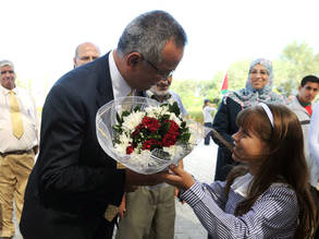 UNRWA and Japan Complete Rehousing Project in Gaza