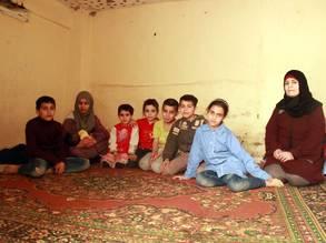 AE Pledges $15 million for Palestine Refugees in Syria