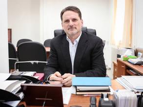 مفوض عام الاونروا السيد بيير كرينبول © 2017 صور الاونروا , تصوير مروان البغدادي