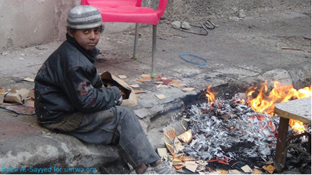 Picture: Yarmouk, Damascus, 2014. Rami Al-Sayyed for UNRWA